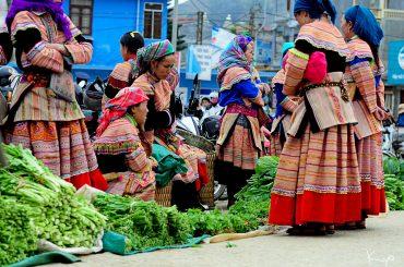 Xi Man – Bac Ha Market 2 Vietnam tours